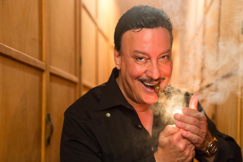 Carlito Fuente for Cigar Aficionado